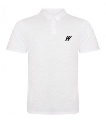 WolfeKit W Polo Shirt White