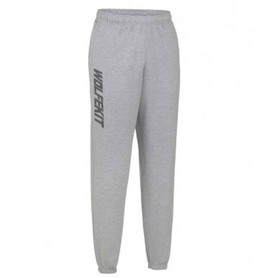 WolfeKit Core Tracksuit Bottoms Grey